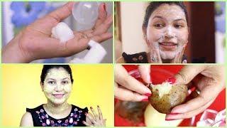 Remove suntan/Get glowing, suntan free skin in 2 steps