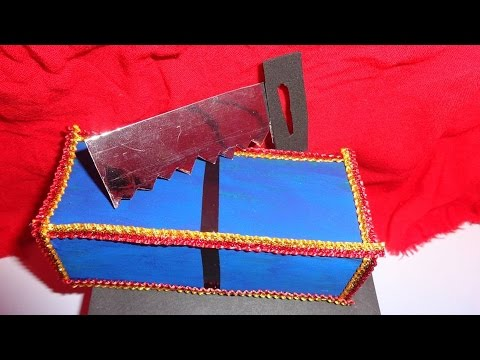 Miniature Magic Show Prop - DIY LPS Stuff, Crafts & Accessories