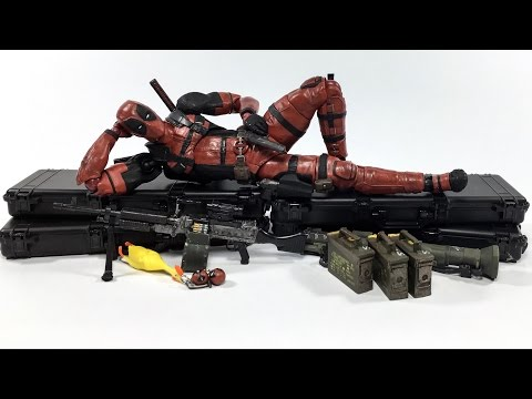 Deadpool Movie 6-inch Custom Action Figure