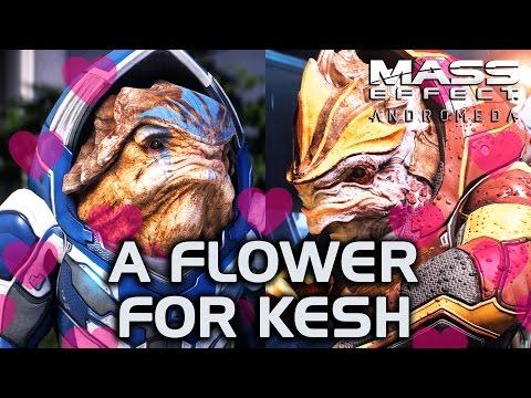 Mass Effect Andromeda - A Flower for Kesh ❤