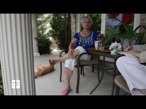 Raffaella on being a caregiver to her elderly mother