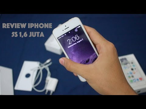 Review Iphone 5s refurbished cuman 1,6 JT (64GB)