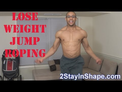 How To Jump Rope To Lose Weight [Jump Roping To Lose Weight]