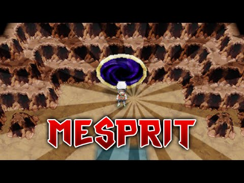 Pokémon Rubí Omega y Zafiro Alfa - Como conseguir a Uxie, Mesprit y Azelf