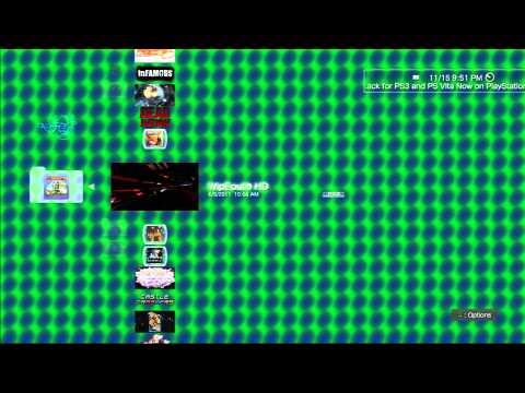 My PS3 Digital Games List