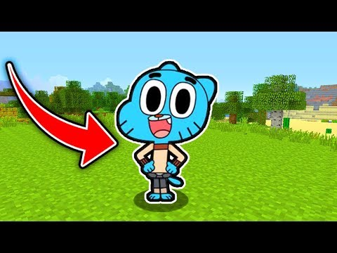 Minecraft: We RESCUED GUMBALL! (Ps3/Xbox360/PS4/XboxOne/WiiU)