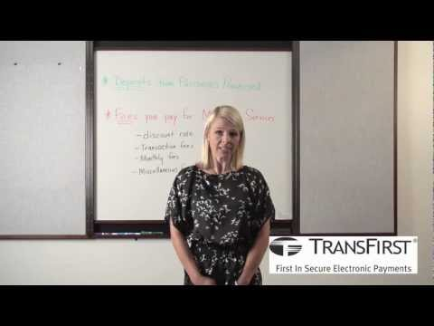 How to Read your Merchant Services Processing Statements by TransFirst
