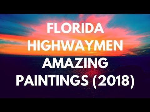 Florida Highwaymen Amazing Paintings (2018)