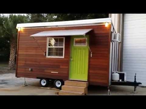 Tiny Honeymoon Haven - Unique luxury tiny house FOR SALE!