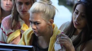 Hayley Kiyoko - Cliffs Edge [Behind The Scenes]