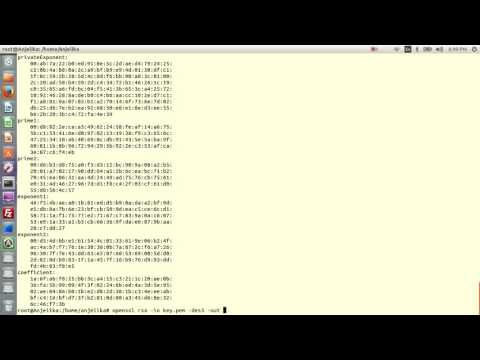Kelompok 1&9 - An Introduction to the OpenSSL command line tool on ubuntu