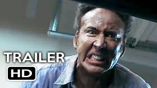 Mom and Dad Official Trailer #1 (2017) Nicolas Cage, Selma Blair Horror Movie HD