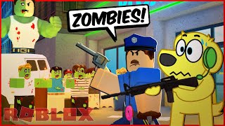 ATTACK of the ZOMBIES! Roblox FIELD TRIP Z...
