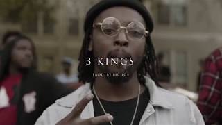 Pape x Young Crazy x Breeze Barker - 3 Kingz   Shot By Vidlord