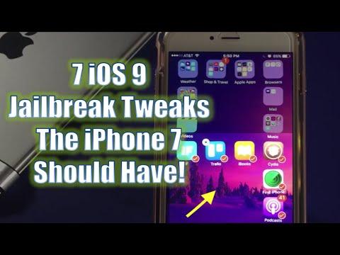 7 iOS 9 Jailbreak Tweaks The iPhone 7 Should Have