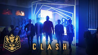 Fight as Five. Win as One. [OFFICIAL CLASH TRAILER]   Clash - League of Legends