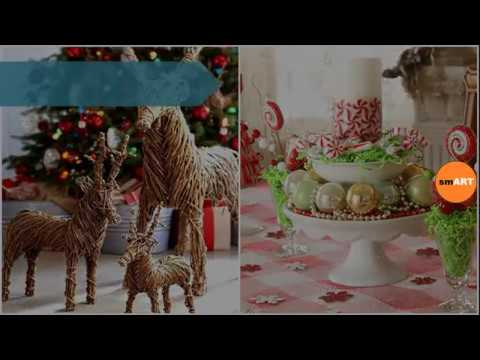 Cool Christmas Decorations - Xmas House Decorations