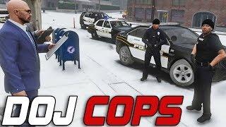 Dept. of Justice Cops #371 - Lawyer Up (Criminal)