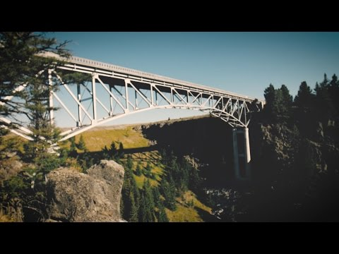 A bridge before Lethbridge