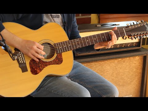 Traveling Riverside Blues by Robert Johnson: 12 String Open D Tuning Arrangement / Lesson