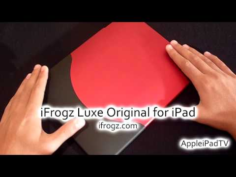 iFrogz Luxe Original Case for iPad Review