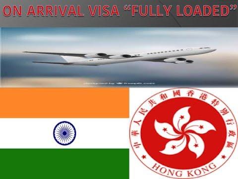 india visa Hong kong