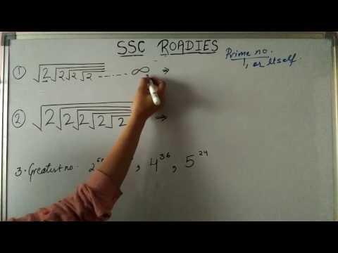 Under Root SHORT TRICKS For SSC CGL/CHSL/MTS/BANK PO