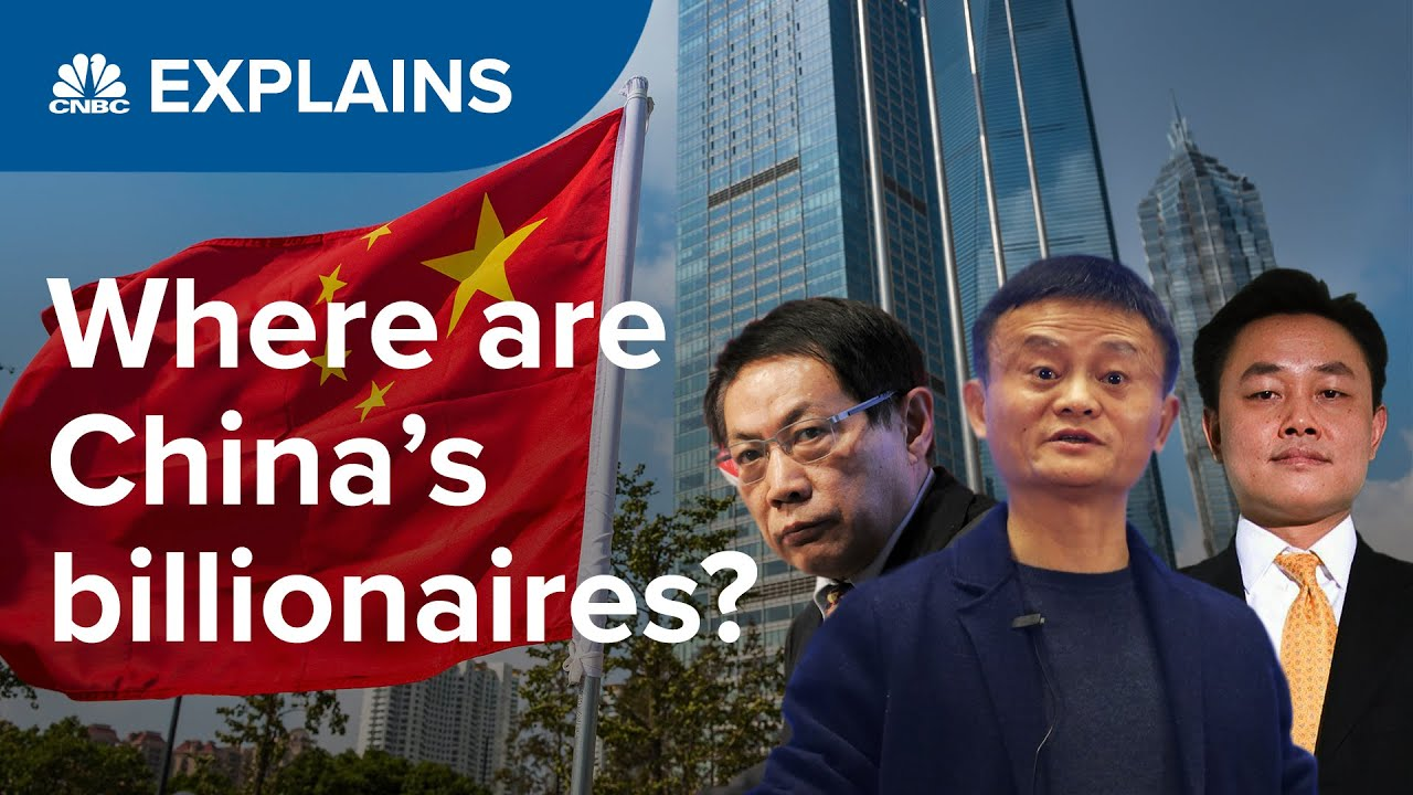 Why are China's billionaires going under the radar? | CNBC Explains