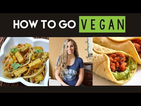 How to Go Vegan & My Favorite Vegan Swaps