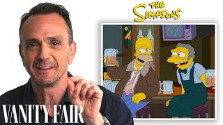 "Hank Azaria Breaks Down His Career, from ""The Simpsons"" to ""Brockmire"" 