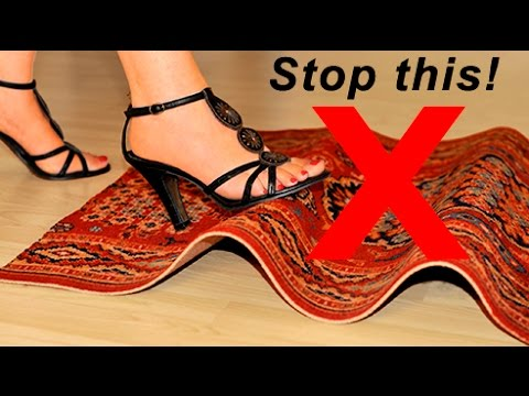 Stop Rugs Moving