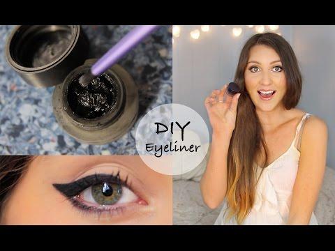 DIY Gel Eyeliner ♡ Natural, Cruelty-free
