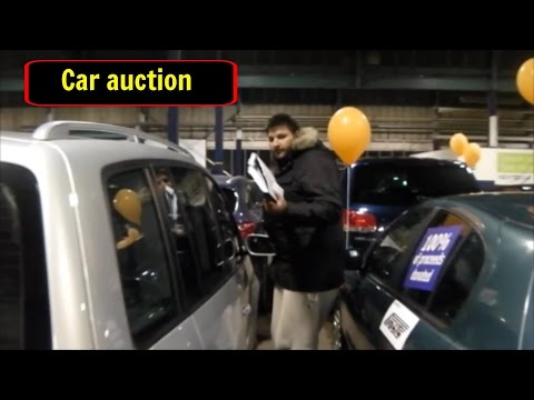 Car auction uk