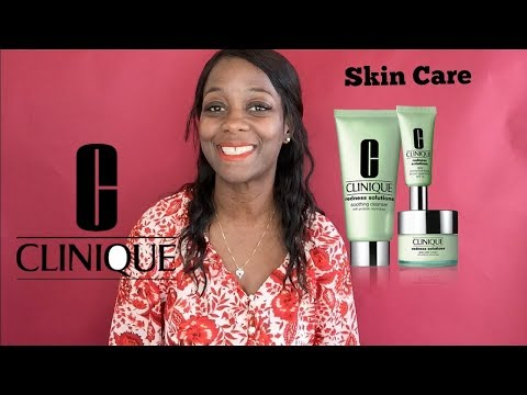 Clinique Skin Care Review: Rosacea Flare Ups