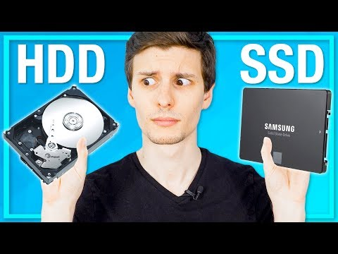 Should You Get an SSD for Your Computer? (A Solid State Drive)