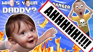 BABY IN DANGER ☠ Who