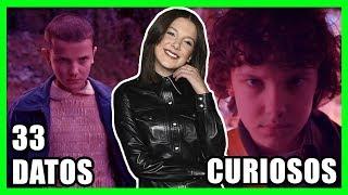 33 Curiosidades Que NO CONOCIAS Sobre Millie Bobby Brown (Stranger Things Temporada 2 - Godzilla)