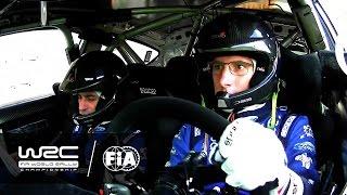 WRC - ADAC Rallye Deutschland 2016: ONBOARD Camilli SS17