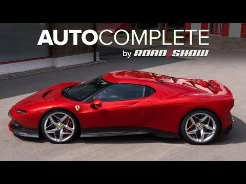 AutoComplete: Ferrari's SP38 supercar is a one-off creation par excellence