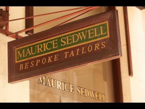 The history of Savile Row tailoring house Maurice Sedwell Ltd.