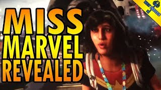 Download What Miss Marvel Means to the Avengers Project   SDCC 2019 Video