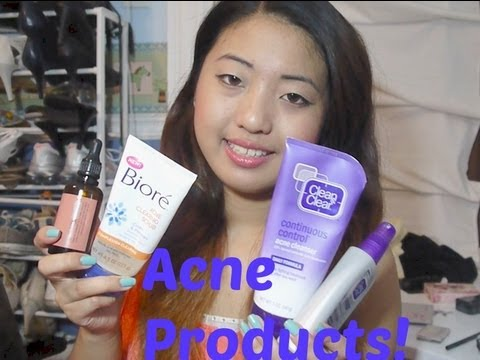 Products I Use To Clear My Acne and Scars