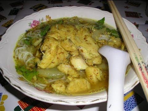 Bun Ca Long Xuyen-Long Xuyen Style Fish Soup Noodle