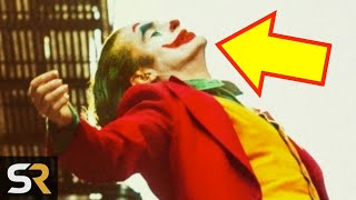 What Nobody Noticed About Arthur's Dancing In Joker