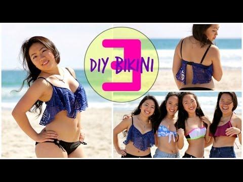 DIY Bikini Tops ♡ Part 3
