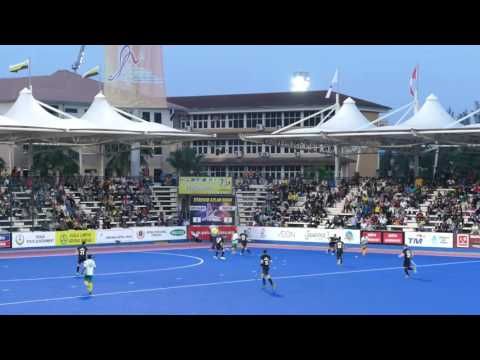 New Zealand 5 Pakistan 3. SAS cup Ipoh 2016