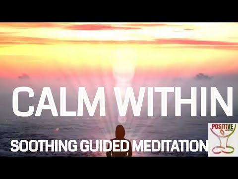 Calm Mindfulness 10 Minute Meditation - Focus Thoughts, Clear Mind & Relax - Soft Female Voice