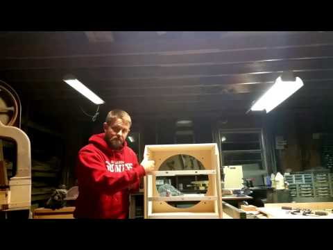 How to Make a Telescope: The Mirror Cell Part 5