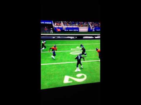 Madden 25: best quarterback option ever!!! Russell Wilson