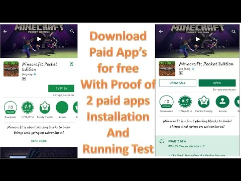How to Download Paid Apps Free from Google Play Store {100% working}